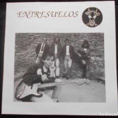 Discos de vinilo: ENTRESUELOS // CONTIENE HOJA CON LETRAS // GRUPO SEVILLANO. Lote 95554267