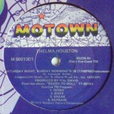 Discos de vinilo: THELMA HOUSTON. Lote 95580167