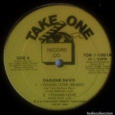 Discos de vinilo: DARLENE DAVIS. Lote 95580199