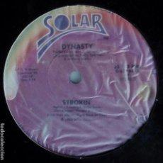 Discos de vinilo: DYNASTY - STROKIN'. Lote 95580963