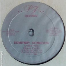 Discos de vinilo: THE GIVENS FAMILY - SOMEWAY, SOMEHOW. Lote 95581043