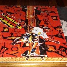 Discos de vinilo: SKATE BOARD 3:LA STYLE+15 (DOBLE LP.12