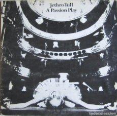 Discos de vinilo: JETHRO TULL: A PASSION PLAY. Lote 95587455