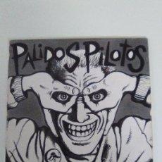 Discos de vinilo: PALIDOS PILOTOS TRAVESAOS PE LOS CHIGRES ( 1992 LA REAL COMPAÑIA ANGLOASTURIANA DRUMMERS ) ASTURIAS . Lote 95589447