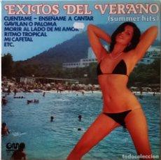 Discos de vinilo: EXITOS DEL VERANO, GRAMUSIC-GM-L0020. Lote 95589563