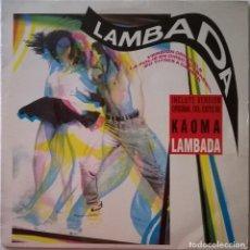 Discos de vinilo: LAMBADA, EPIC-EPC 465599 1, EPIC-EPC 465599-1. Lote 95589691