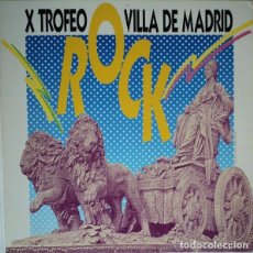 Discos de vinilo: ESTURION – X TROFEO VILLA DE MADRID - 1988 -EP VINYL 45 RPM 12 PULGADAS - NUEVO - MIND. Lote 95592123