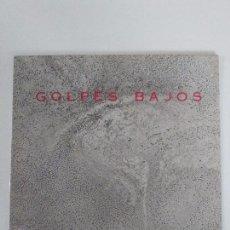 Discos de vinilo: GOLPES BAJOS COLECCIONO MOSCAS / A SANTA COMPAÑA ( 1984 NUEVOS MEDIOS ESPAÑA ) GERMAN COPPINI. Lote 95593531