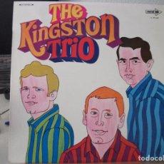 Discos de vinilo: LP DE THE KINGSTON TRIO , S-21.149, AÑO 1969, STEREO. Lote 95598795