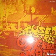 Discos de vinilo: YERBA MATE - TUSET STREET + 3 - 45 EP SONOPLAY 1967 *PORTADA DOBLE !!! SOLO PORTADA. Lote 95604635