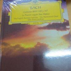 Discos de vinilo: BACH CANTATAS BWV 140 Y 147 (LIBRO+ 2CD ) Nº 4 AÑO 2005. Lote 95609139
