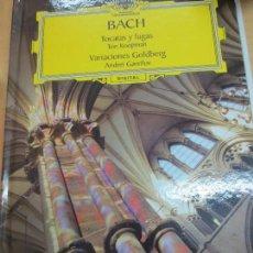 Discos de vinilo: BACH TOCATAS Y FUGAS (LIBRO+ 2CD ) Nº 3 AÑO 2005. Lote 95609179