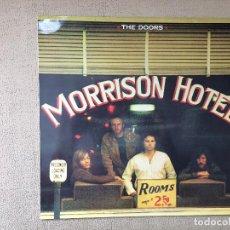 Discos de vinilo: THE DOORS -MORRISON HOTEL- (1973) LP DISCO VINILO. Lote 95609619