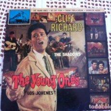 Discos de vinilo: 3 SINGLES DE THE SHADOWS. Lote 95611555