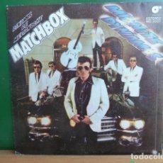 Discos de vinilo: MATCHBOX MIDNITE DYNAMOS -Y OTRA -. Lote 95612999