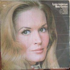 Discos de vinilo: LYNN ANDERSON: ROSE GARDEN. Lote 95623079