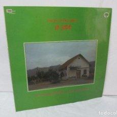 Discos de vinilo: GRUPO FOLKLORICO. LA SEDA. DE LAS MALAGUEÑAS A LAS MURCIANAS. LP VINILO. TECNOSAGA 1983.. Lote 95626483