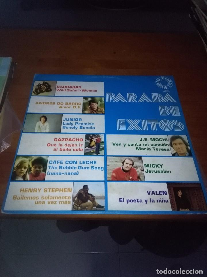 PARADA DE EXITOS. GAZPACHO. BARRABAS. ANDRES DO BARRO... B15V (Música - Discos - LP Vinilo - Otros estilos)