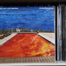 Discos de vinilo: RED HOT CHILI PEPPERS, CALIFORNICATION, DOBLE LP, NM NM. Lote 95629403