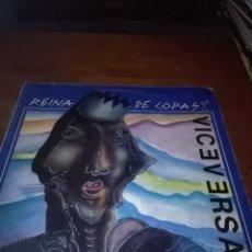 Discos de vinilo: VICEVERSA. REINA DE COPAS. B15V. Lote 95631391