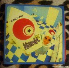 Discos de vinilo: HANK- COLEGIO + 2 - EP-MUNSTER RECORDS 1995. Lote 95636391