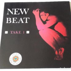 Discos de vinilo: VARIOUS - NEW BEAT - TAKE 1 - LP - 1989. Lote 53147956