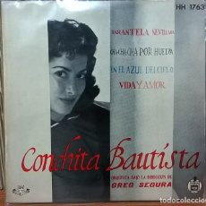 Discos de vinilo: CONCHITA BAUTISTA. Lote 95649163