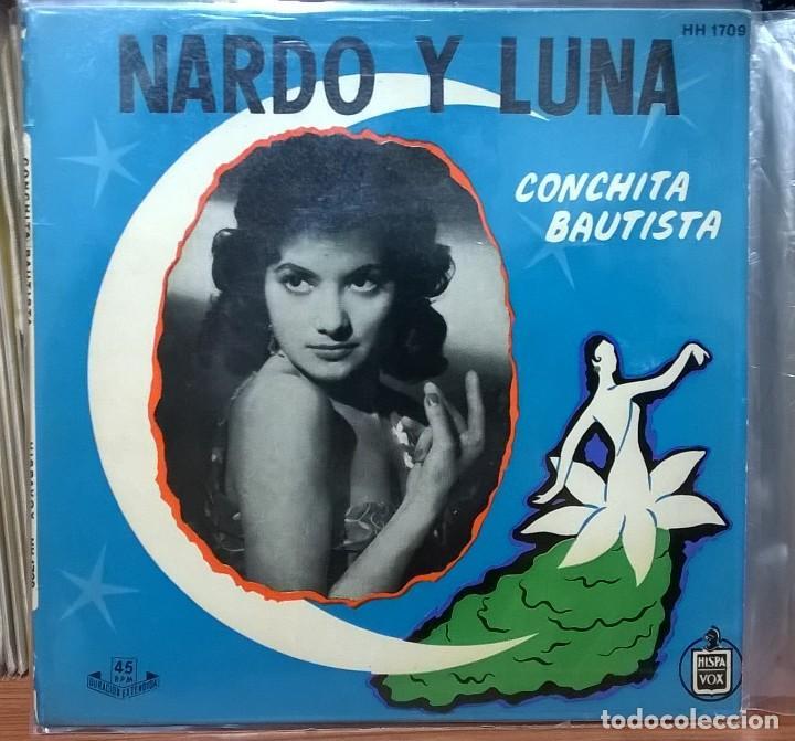 CONCHITA BAUTISTA (Música - Discos de Vinilo - EPs - Flamenco, Canción española y Cuplé)