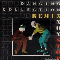Discos de vinilo: DANCING COLLECTION REMIX NON STOP LP DE 1986 RF 3763 BUEN ESTADO. Lote 95649251
