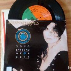 Discos de vinilo: SINGLE (VINILO) DE ALANNAH MYLES AÑOS 90. Lote 95657695