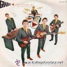 Discos de vinilo: GRADUATE– ELVIS CANTARIA SKA (ELVIS SHOULD PLAY SKA) SINGLE SPAIN 1980. Lote 95669279