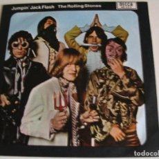 Discos de vinilo: THE ROLLING STONES SINGLE 45 RPM JUMPIN´ JACK FLASH DECCA ESPAÑA 1968. Lote 95681223
