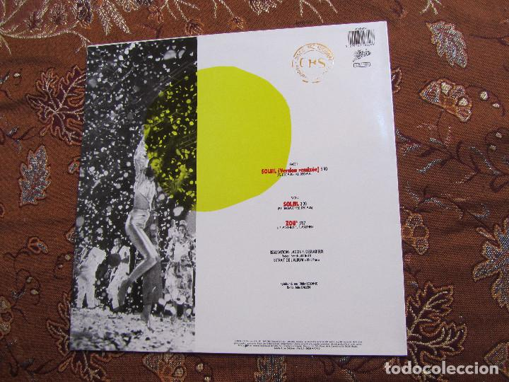 Discos de vinilo: KASSAV -MAXI-SINGLE DE VINILO- TITULO SOLEIL NOUVELLE VERSION- 3 TEMAS- ORIGINAL 88- NUEVO - Foto 2 - 95688483