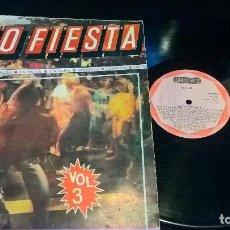 Discos de vinilo: MUSICA LP DISCO FIESTA VOL. 3 . Lote 95697647