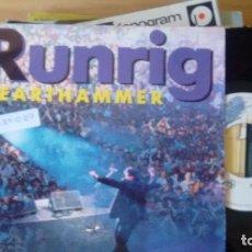 Discos de vinilo: SINGLE (VINILO) DE RUNRIG AÑOS 70. Lote 95697931