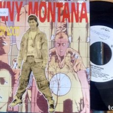 Discos de vinilo: SINGLE (VINILO) DE TONY MONTANA AÑOS 90. Lote 95698179