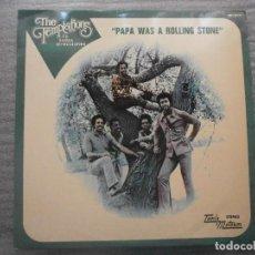 Discos de vinilo: THE TEMPTATIONS - EN TODAS DIRECCIONES (LP, ALBUM) 12'' DISCO DE VINILO. Lote 95698223