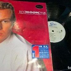 Discos de vinilo: MUSICA LP JASON DONOVAN TEN GOOD REASONS . Lote 95698715