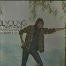 Discos de vinilo: NEIL YOUNG EVERYBODY KNOWS. Lote 95699531