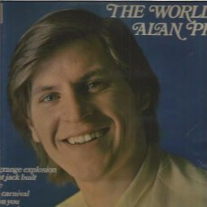 Discos de vinilo: ALAN PRICE THE WORLD. Lote 95700243