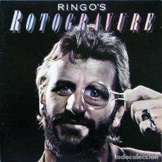 Discos de vinilo: RINGO STARR – RINGO'S ROTOGRAVURE 1976 POLYDOR – 2310 473 A ( NETHERLANDS ). Lote 95700911