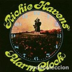 Discos de vinilo: RICHIE HAVENS – ALARM CLOCK 1980 POLYDOR – 24 75 720 (SPAIN). Lote 95701467
