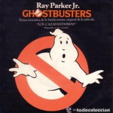 Discos de vinilo: RAY PARKER JR. - GHOSTBUSTERS - SINGLE SPAIN 1884. Lote 95702699