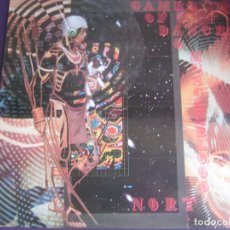 Discos de vinilo: NORT LP EDIESTA RECORDS 1988 - GAMES OF DANCE AND ...- JAZZ EXPERIMENTAL - ELECTRONICA - POST PUNK. Lote 95705103