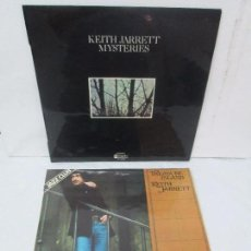 Discos de vinilo: KEITH JARRETT. 2 LP VINILO. MYSTERIES. TREASURE ISLAND. VER FOTOGRAFIAS ADJUNTAS. Lote 95707751