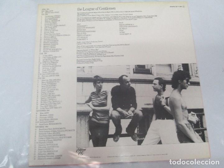Discos de vinilo: ROBERT FRIPP. 2 LP VINILO: THE LEAGUE OF GENTLEMEN. LET THE POWER FALL. POLYDOR VER FOTOS - Foto 8 - 95707915