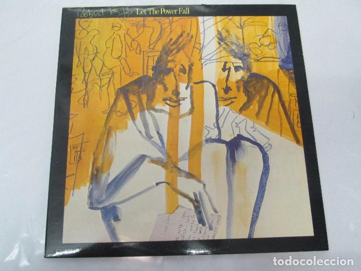 Discos de vinilo: ROBERT FRIPP. 2 LP VINILO: THE LEAGUE OF GENTLEMEN. LET THE POWER FALL. POLYDOR VER FOTOS - Foto 9 - 95707915