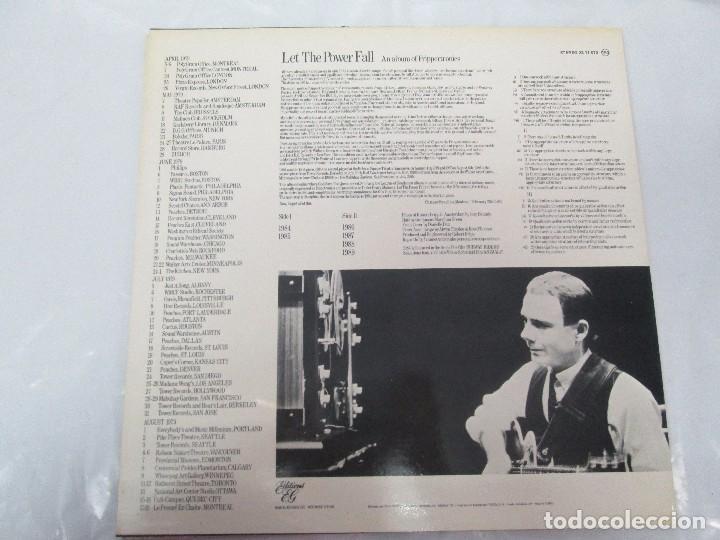 Discos de vinilo: ROBERT FRIPP. 2 LP VINILO: THE LEAGUE OF GENTLEMEN. LET THE POWER FALL. POLYDOR VER FOTOS - Foto 14 - 95707915