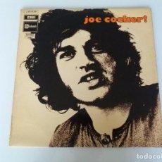 Discos de vinilo: JOE COCKER, JOE COCKER! VINILO LP EDICIÓN ESPAÑOLA 1970 EMI STATESIDE ODEON J062-90.788. Lote 95707947