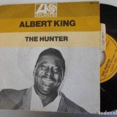 Discos de vinilo: SINGLE DE ALBERT KING-THE HUNTER. Lote 95710643